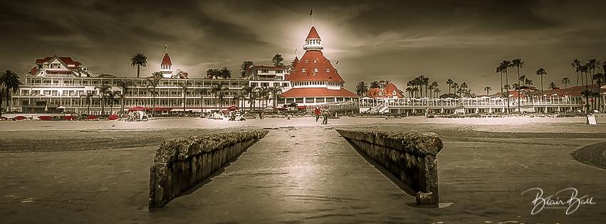 Hotel del Coronado_San Diego_©Blair Ball Photography