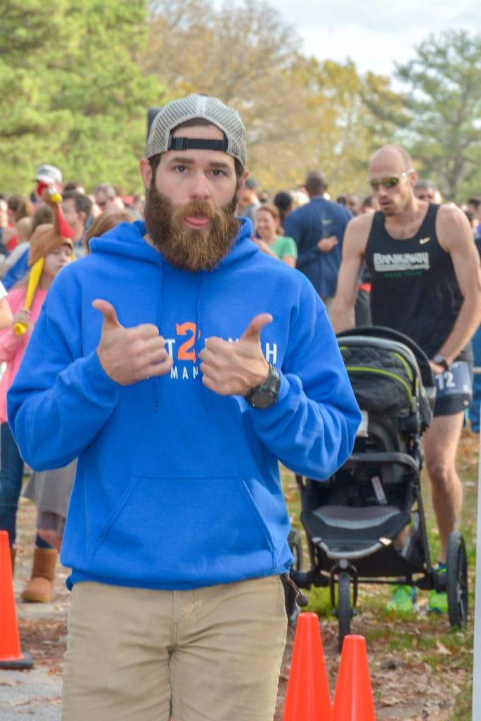 Daniel Shaffer Start2Finish Race Director_Blair Ball Photography