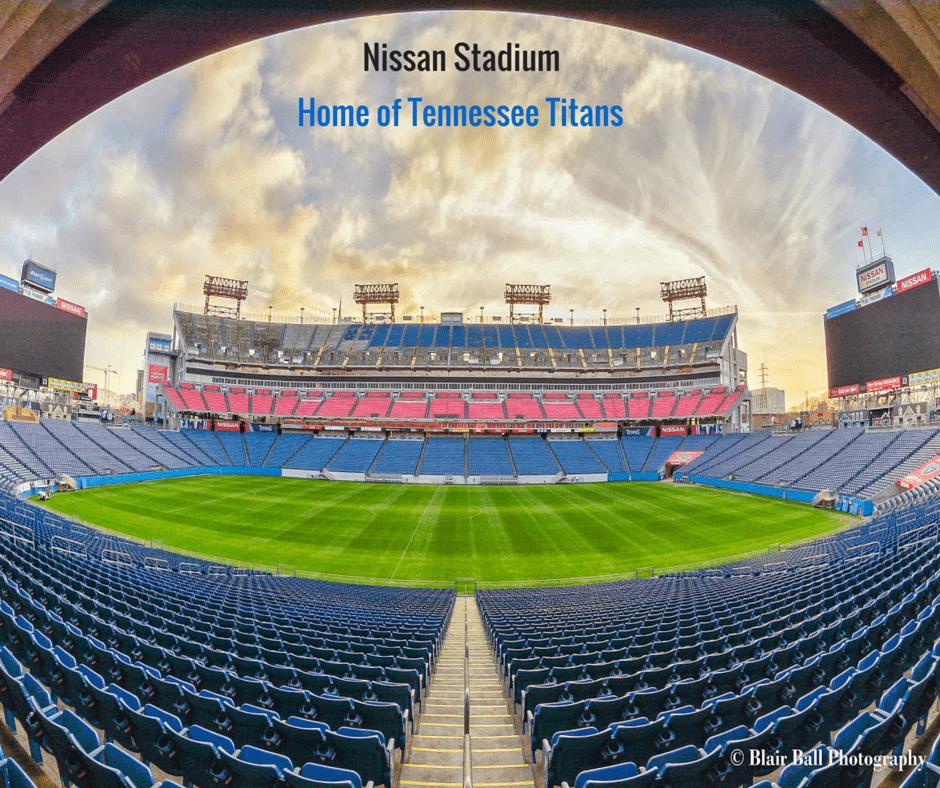 Nissan Stadium_Tennessee Titans_Blair Ball Image